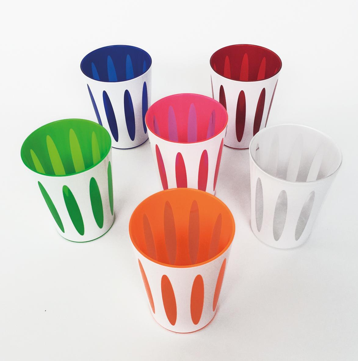 Window Cup Stripe